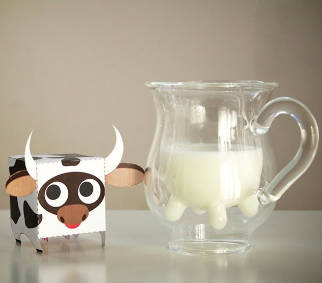 Want: The Heifer Pitcher