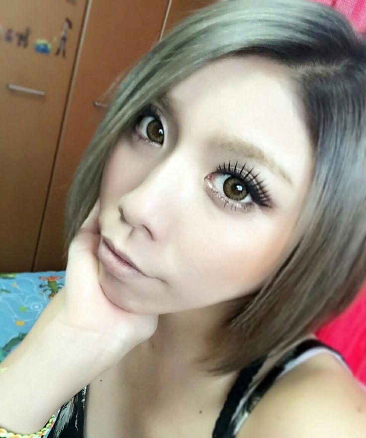 #根本暗め の#グラデーションカラー  #ombre #Balyage  #Haircolor #highlights #gray #ash #グラデーション #ヘアカラー #ショートボブ #アッシュ #グレー #くすみ  #Hairsalon #Welina #hitomiyanagida  #myworks #お客様photo  #ありがとう