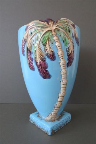 Vintage Art Ware And Palm Trees On Pinterest