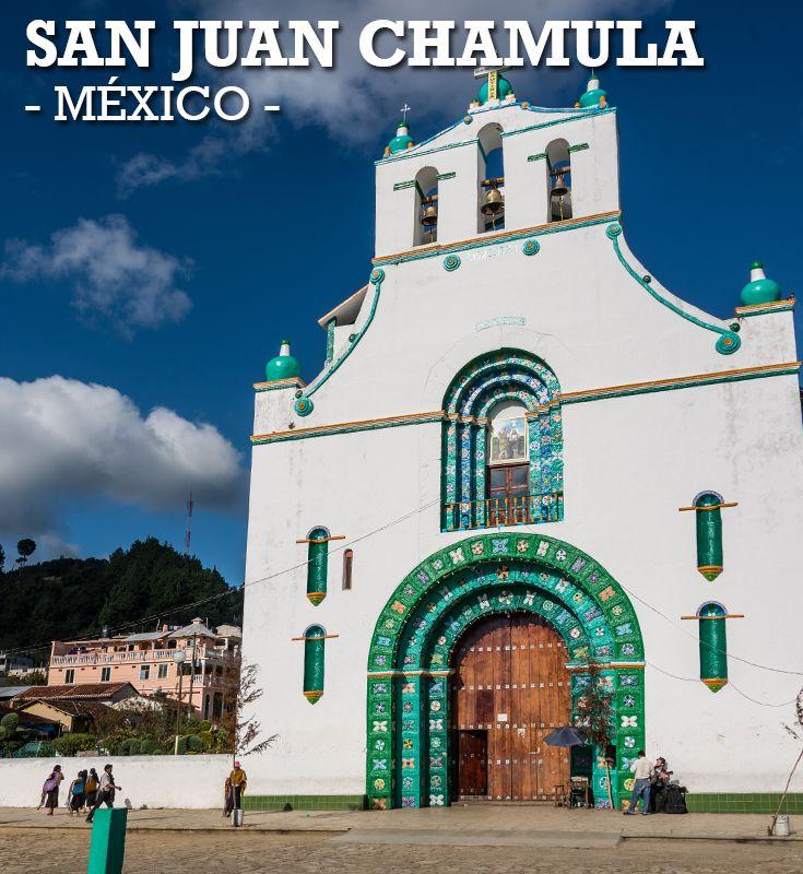 Es una comunidad llena de atractivos turísticos como la Iglesia de San Juan Bautista, El cerro Tzontehuitz y la laguna Petej.  #LBBO #México #Viajes