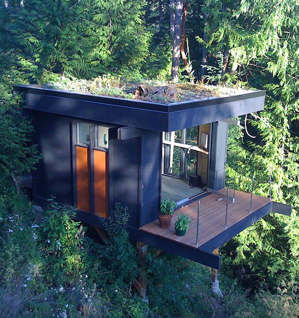 Modern Slope House Design: 80 Best Steep Slope Houses Images On Pinterest