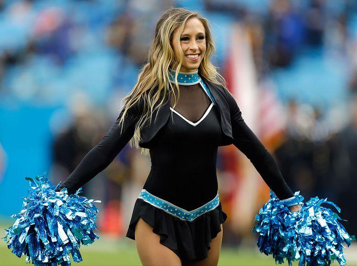 Carolina Panthers Cheerleader