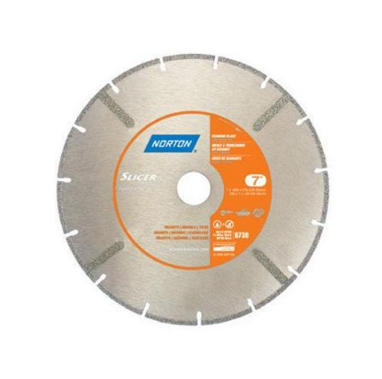 Norton Abrasives Diamond Blade