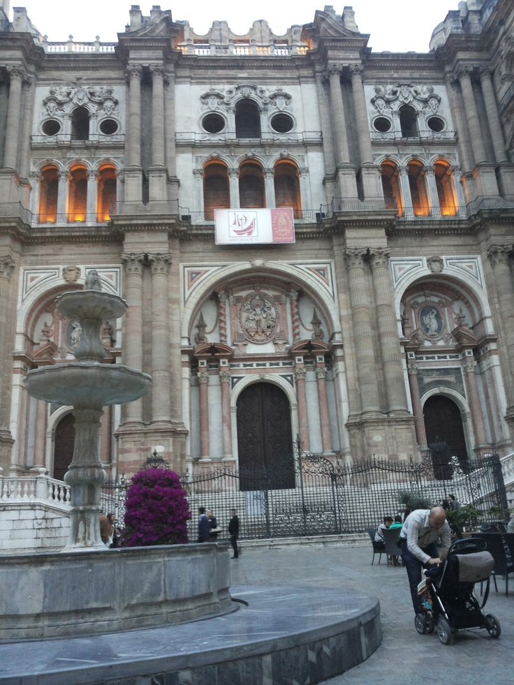 #Malaga # Catedral
