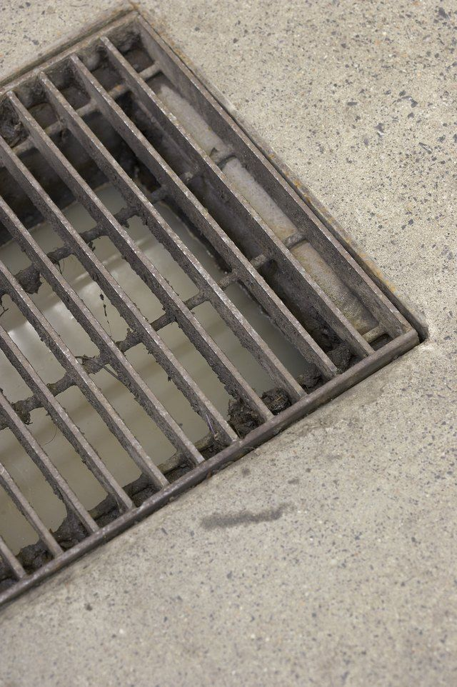 How To Do A Trench Drain In Concrete Trench Drain Concrete Patio Driveway Drain