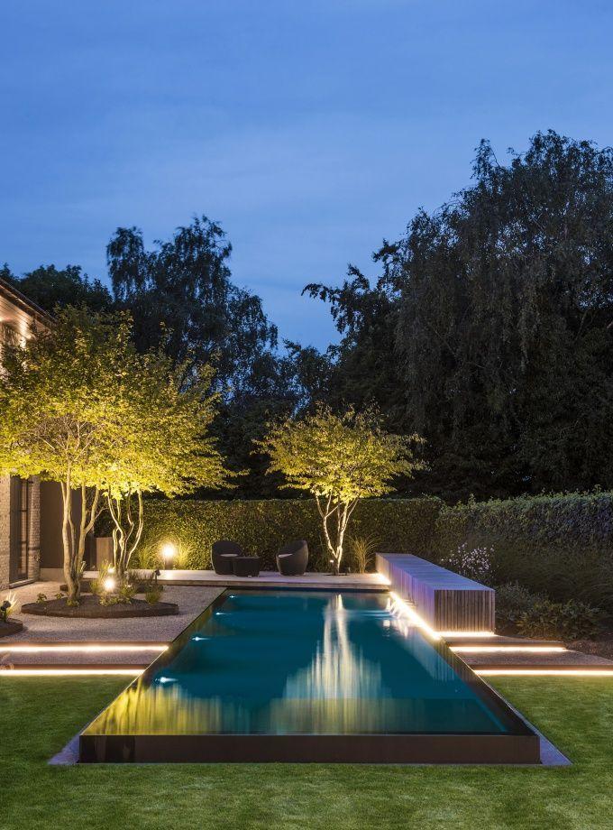 Our Gardens Stijn Phlypo Garden Design Backyard Pool Designs