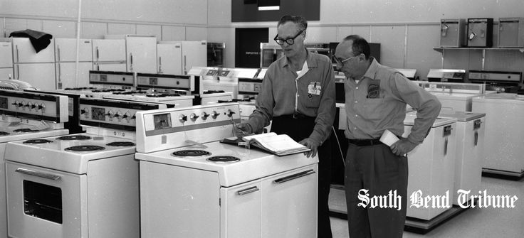 Kmart Appliances- South Michigan St South Bend Indiana - 1964