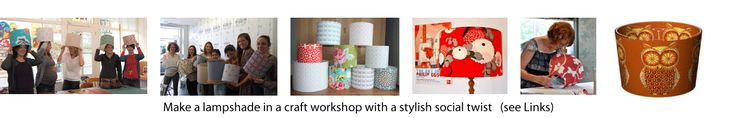 make your own lampshade kits