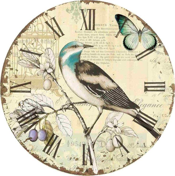 .Bird clock