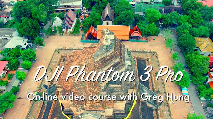 Ready for a new course? I am excited to share my most recently published course, Aerial Video with the DJI Phantom 3 Pro.  https://curious.com/greg/series/aerial-video-with-the-dji-phantom-3-pro?coupon=curiousteacher20&ref=jqZa0es3sfo Learn how to fly the the DJI Phantom 3 Professional drone and film great aerial videos and photos! This course covers safety guidelines, flight drills,...