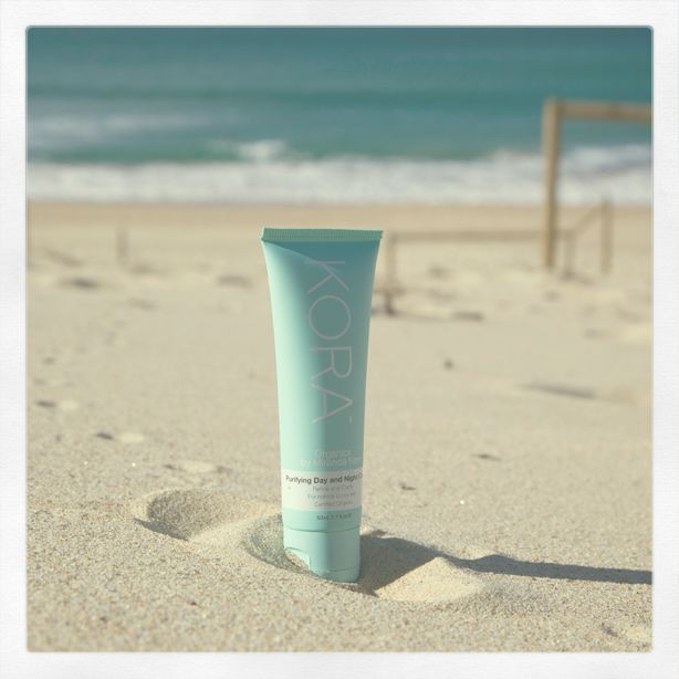 Our Purifying Day and Night Cream is a unique blend of Grapefruit, Mandarin and Green Tea that helps to control excess oil while providing the skin with hydration. Discover more about this product here http://www.koraorganics.com/us/purifying-day-and-night-cream.html xxx