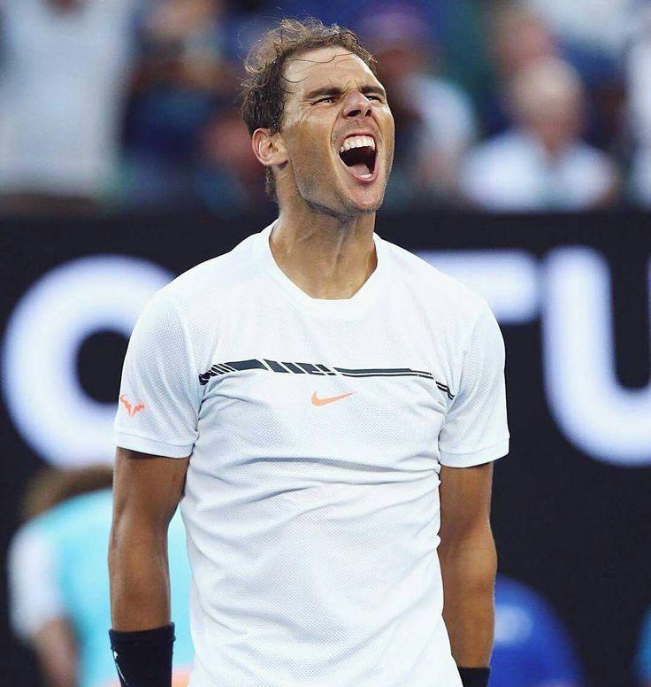Hoy es un día para estar orgullosos del deporte hermano del padel el tenis!  Rafa Nadal (@rafanadal) ha logrado clasificarse para semifinales del Australian Open. Vamos Rafa!  #ao2017 #tenis #tennis #rafanadal #nadal #atp #australianopen