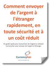 Envoi d'argent à l'étranger – Téléchargez le guide complet gratuit