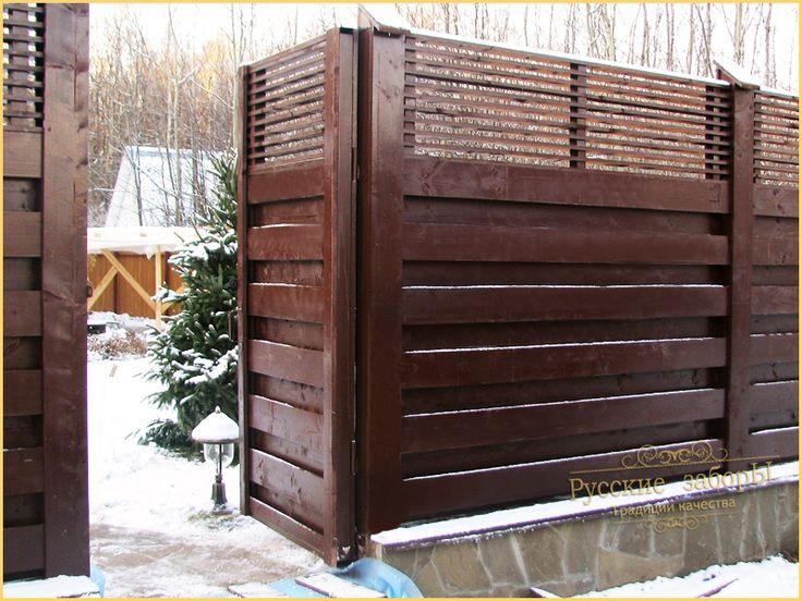 Деревянные заборы для дачи фото и цены, заборы из дерева цена с установкой