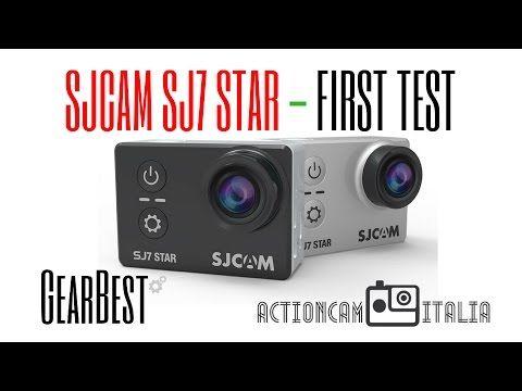 SJ7 Star - First Test [1080P] [Gearbest Courtesy] - YouTube