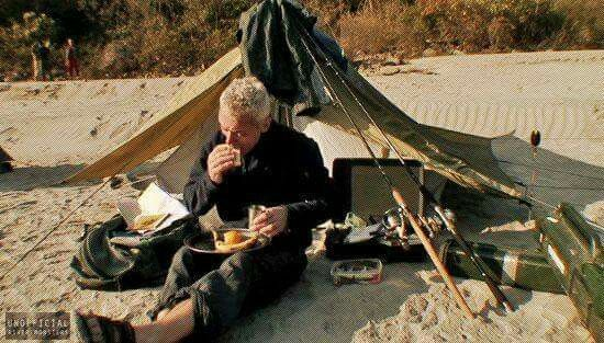 Jeremy Wade, Lunchtime