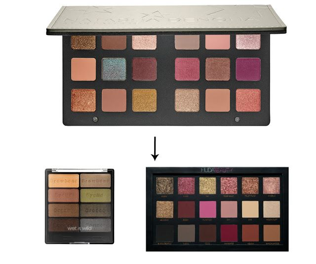Natasha Denona Star Eyeshadow Palette Dupes | Beauty4Free2U