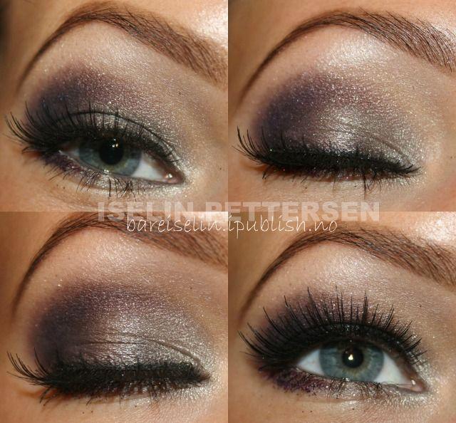 I can do this!: Kiss, Eye Makeup, Big Lashes, Maybelline Mascaras, Colors, Beautiful, Smoky Eye, Smokey Eye, Glitter Eyeshadows