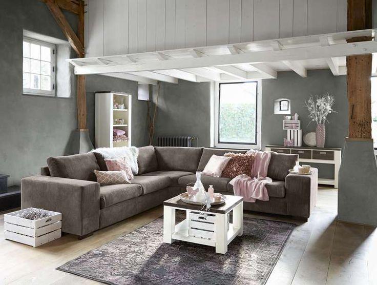 Meer dan 1000 idee n over bank zitkussens op pinterest stoel bij het raam zitkussens bankjes - Hoe een rechthoekige woonkamer te voorzien ...