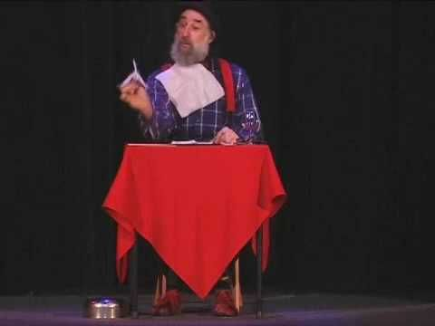 Avner the Eccentric in Exceptions to Gravity - YouTube
