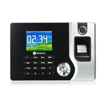 2.4 inch Color TFT screen Realand A-C071 Biometric Fingerprint time  Attendance $95.00