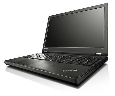 Lenovo ThinkPad T540 Notebook i7-2.9 4GB 500GB 15""
