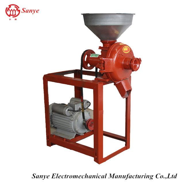 Wholesale price home use small portable homemade corn grinding machine,corn milling machine for sale