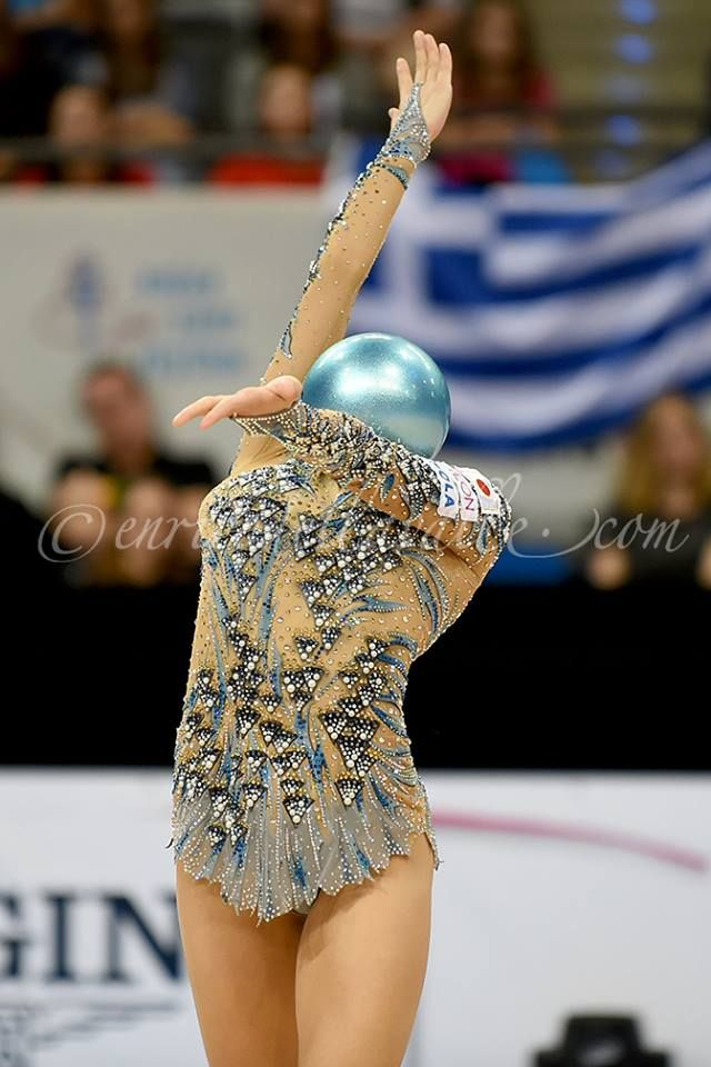 Kaho Minagawa (Japan), World Championships 2015