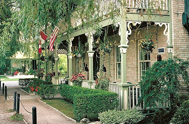 The Little Inn of Bayfield, Bayfield, Ontario - our fave place to stay while we visit our fave Ontario beach town