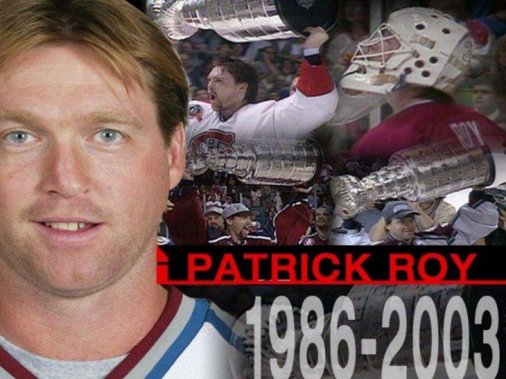 Patrick Roy 1986-2003