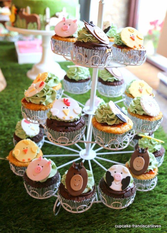 Cupcake: A quintinha do Samuel!