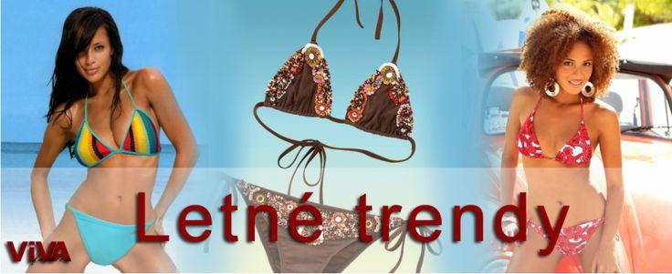 Dámske oblečenie-letné trendy na Vive