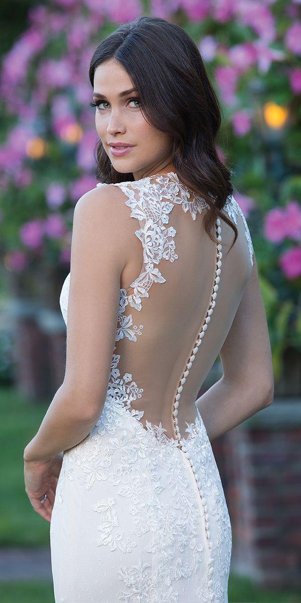 Sincerity Bridal Wedding Dress 3913 Fall / Winter 2016