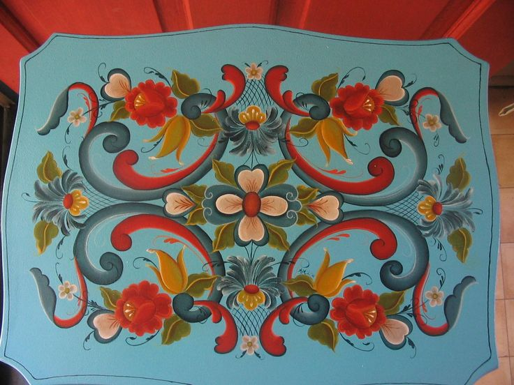 rosemailing    Sayings & FREE PROJECTS - Forest Wood Norwegian Rosemaling & Craft