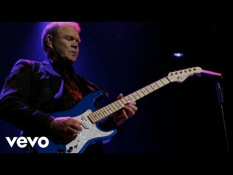 """YouTube """"I'm not gonna miss you"""", Glen Campbell. RIP 💔"""