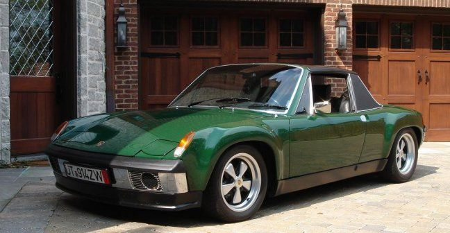 Porsche 914 6 May me old bout still cool