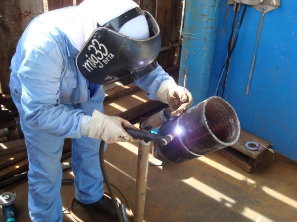 Find out how to gain your 6G welding certification, including AWS accredited schools, classes, a run-down of the tests, and all the costs involved
