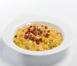 Recept Rizoto s kari a mrkví od Vorwerk vývoj receptů - Recept z kategorie Hlavní jídla - vegetariánská