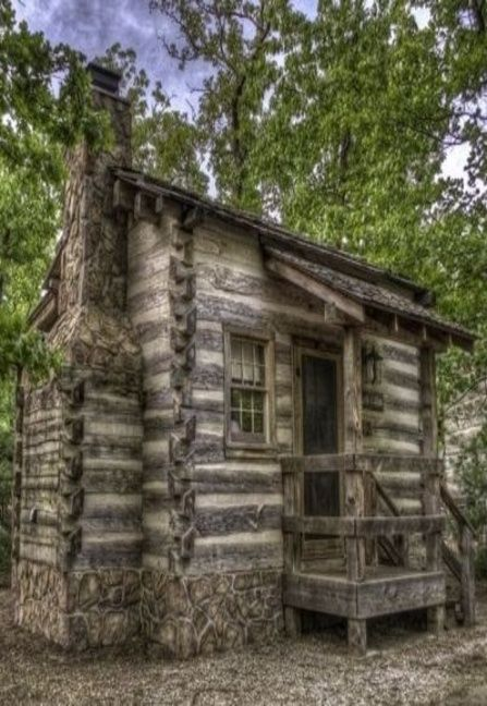 279 Best Images About Western Hand Hewn Cabins On
