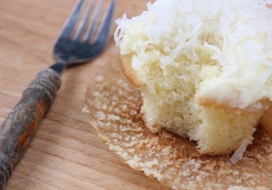 Recipe: Coconut Milk Cupcakes, Two Ways | The Kitchn