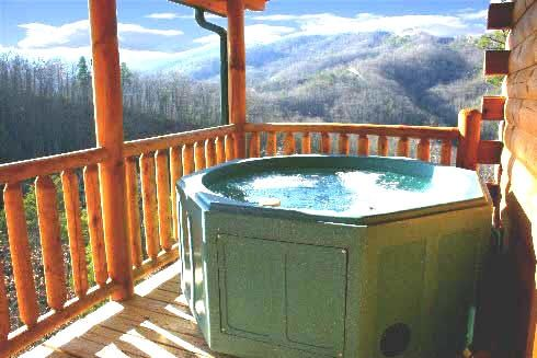 Outback Rentals - Gatlinburg TN, in the Smoky Mountains of Tennessee is the perfect destination for your romantic mountain getaway weekend or family TN vacation.