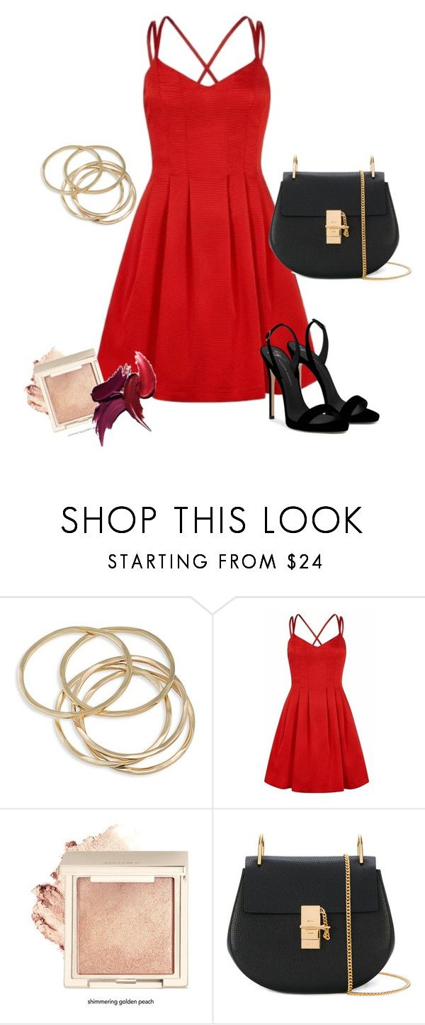 """""""the crazy ex girlfriend"""" by allredashleigh ❤ liked on Polyvore featuring ABS by Allen Schwartz, Chloé and Giuseppe Zanotti"""
