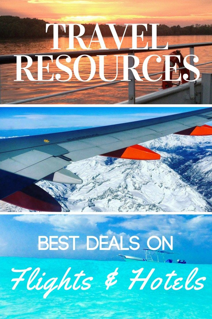Need help planning your next holiday? Check out these websites to get the best deals on flights and hotels.