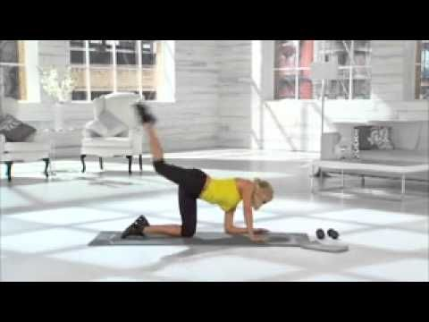 Tracy Anderson Metamorphosis (Omnicentric) D2 Transform 31-40 - YouTube