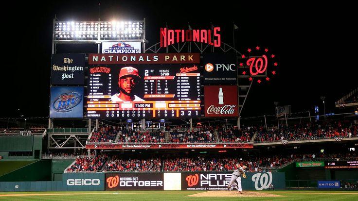 Las Gandes Ligas MLB: Washington será sede del All-Star 2018