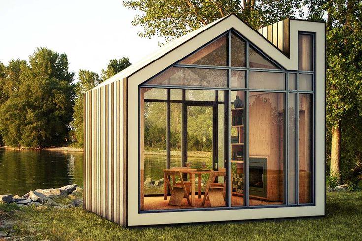 Design in je tuin: heerlijk ontspannen in je design tuinhuis