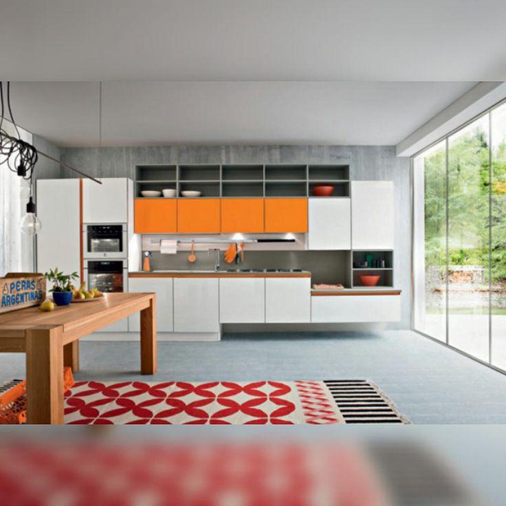 Итальянская кухня Ar-Tre #kitchen #cucina #кухня #итальянская_кухня #ar_tre #идеал_интерьер #арбат #заказать_кухню