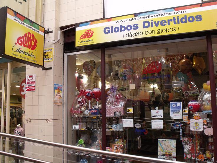 Tienda globos divertidos decoraci n con globos regalos con globos trajes de globos animaci n - Tiendas de decoracion infantil ...