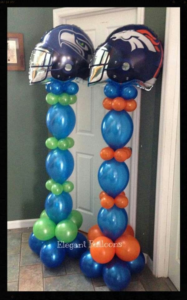 36 Best Images About Sports Themed Balloons On Pinterest