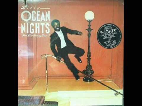 Billy Ocean... Stay the night